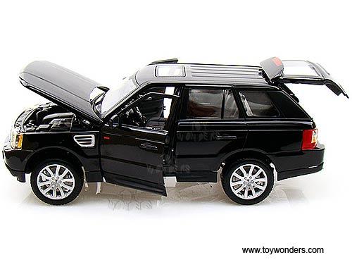 Range Rover Sport Toy Car Black