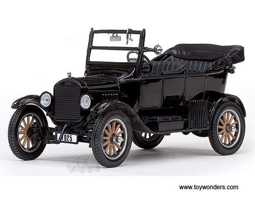 1925 ford model t touring 1904bk 1 24 scale sun star wholesale diecast model car. Black Bedroom Furniture Sets. Home Design Ideas