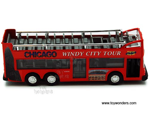 double deck bus chicago