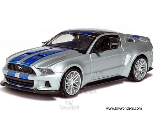 2014 Ford Mustang Boss Hard Top 32361gy 1 24 Scale Maisto