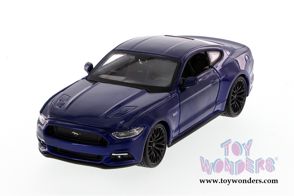 2015 Mustang Diecast 124 Scale Model   Autos Post
