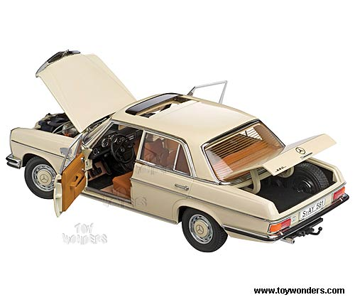 Mercedes benz w115 strich 8 hard top w sunroof by sun for Sun motor cars mercedes