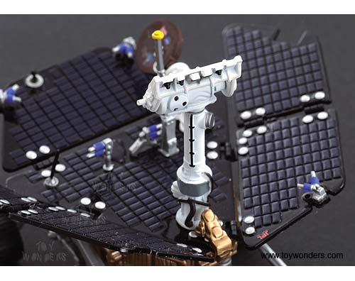 Mars Exploration Rover by Sun Star 1/18 scale diecast ...