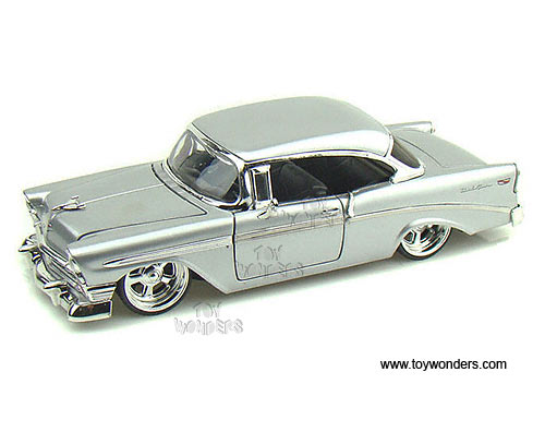 1956 chevy bel air hard top by jada toys bigtime kustoms 1. Black Bedroom Furniture Sets. Home Design Ideas