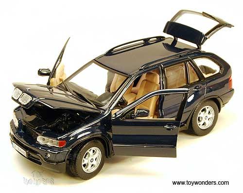 Bmw X5 Suv By Showcasts 1 24 Scale Diecast Model Car