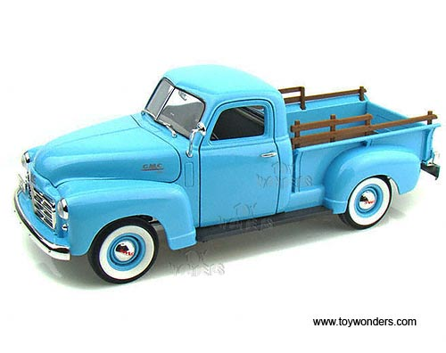 toy car motors with Yatming Gmc Pick Up Truck 1950 1 18 Scale Diecast Model Car Blue 92648 111p12569 on 2016 Volvo Xc90 In Luminous Sand By Motor City Classics also 121749014488 likewise Watch as well 322136679293 in addition Strati 3d Printed Car Built Driven Imts Chicago.
